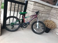 Kids bicycle size 20 Oakville, L6M 4L9