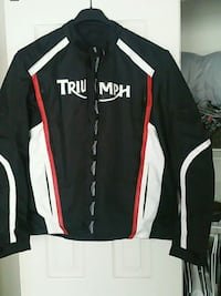 TRIUMPH ARMORED MOTORCYCLE JACKET