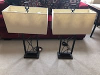 Lamps - Set of two Davis Junction, 61020