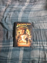 Indiana Jones And The Kingdom Of The Crystal Skull DVD Los Angeles, 91605