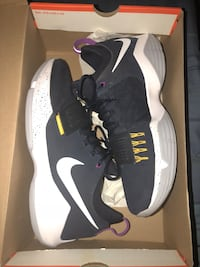 Size 12 Nike Paul George still like  new Washington, 20020