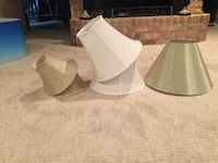 Lamp shades $15 each Fort Worth, 76008