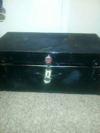 black hard case safety box