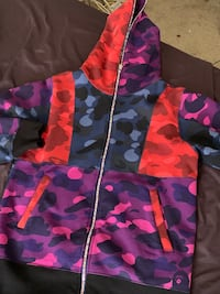 Bape Crazy Color Camo Full Zip Hoodie Mens Temple Hills, 20748