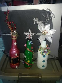Christmas bottles Channelview, 77530