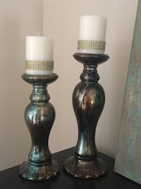 Pier 1 Candle Holders
