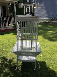 Grey medium cage 18-18-57 Woodbridge, 22193