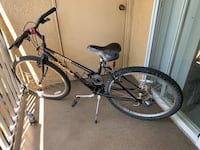 Specialized hard rock bike with air pump Petaluma, 94954