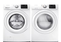 Samsung front load washer and dryer. Price firm Grand Prairie, 75051