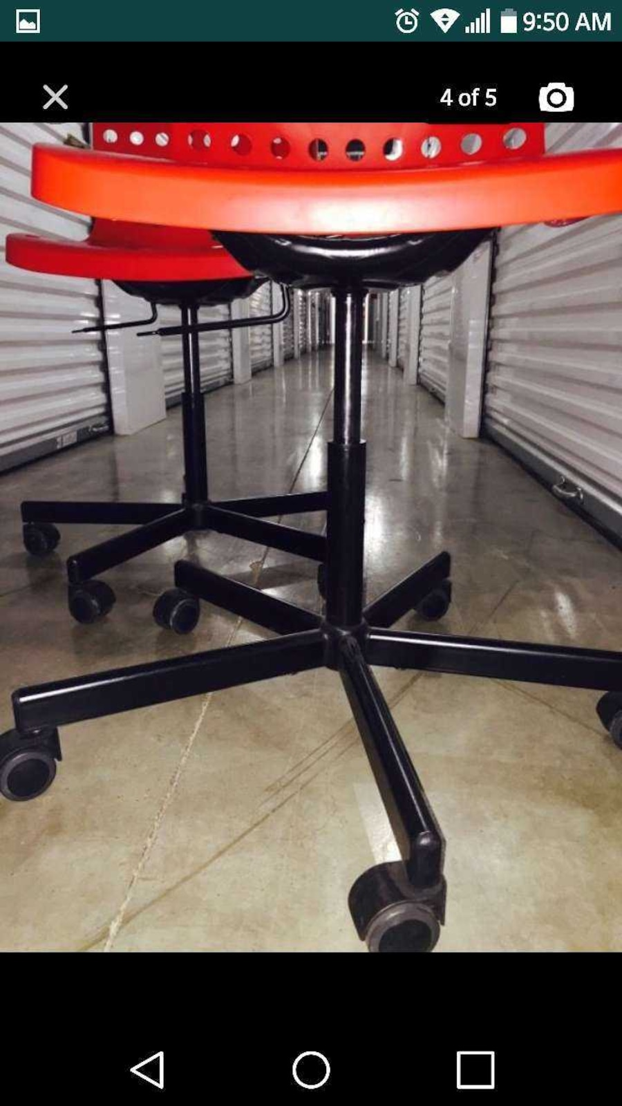Letgo red ikea swivel chair 35 in garland tx for Ikea garland tx