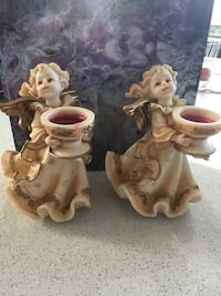 2 Angel Votive Candle Holders  Whitchurch-Stouffville, L4A