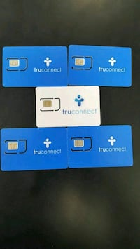 Tru connect sim cards for qualifying recipients Poway, 92064