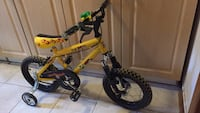 Yellow tricycle for toddlers Toronto, M2J 3A5