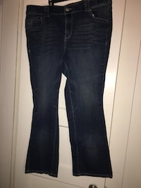 Like new boot cut jeans by Lane Bryant