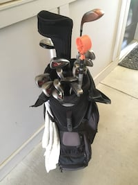 Golf clubs and bag Fort Mill, 29715