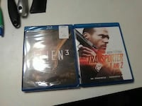 two movie cases Highlands, 77562