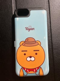 Kakao friends iphone 6, 6s, 7, and 8case Coquitlam, V3B 6A1