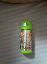 TMNT Thermos Brand Funtainer Bottle
