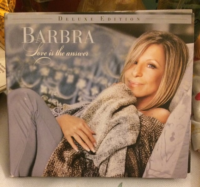 Barbra Streisand-Love is the answer Deluxe Edition 2cd 0