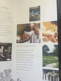 LANGDON HALL SPA $500 gift card Niagara Falls, L2E 4X5