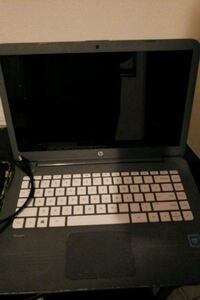 black and gray HP laptop Rome, 13440