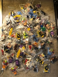 LEGO Minifigures. Hundreds to chose from New York, 11223
