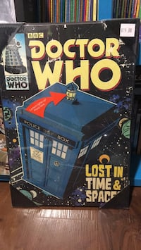 Doctor who wall art Gaithersburg, 20879
