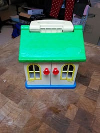 Vintage little tike playhouse   Zachary, 70791