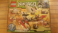 Lego Ninjago of Spinjitzu Destiny's Bounty Bristow, 20136