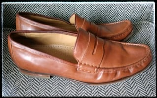 Men's Cole Haan Penny Loafers Size :13