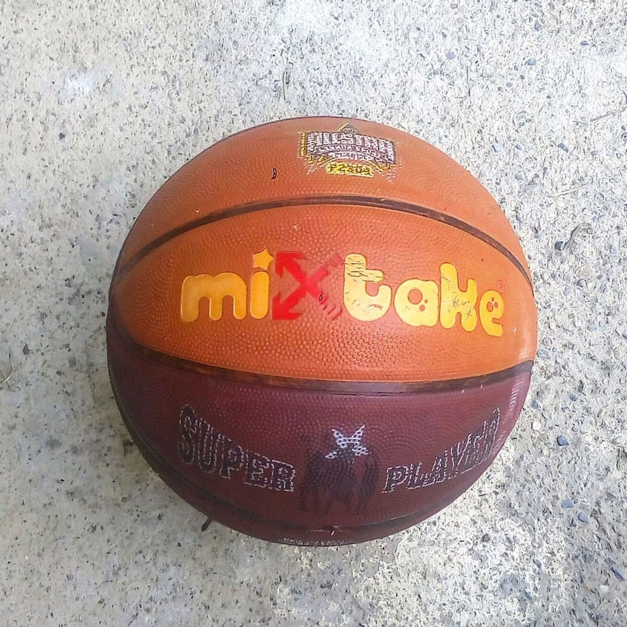 Basketbol topu