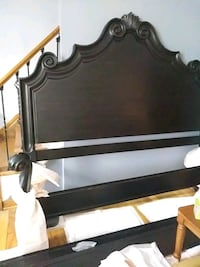 Beautiful Large King Size Bed frame.