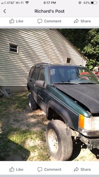 Jeep - Grand Cherokee - 1997 Harpers Ferry, 25425