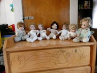 7 Porcelain dolls West Warwick, 02893