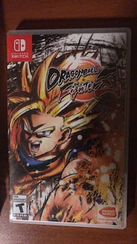Dragon ball fighter z Houston, 77051