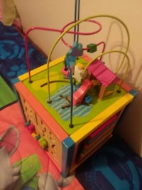 Med Toddler learning cube. Clayton, 27520
