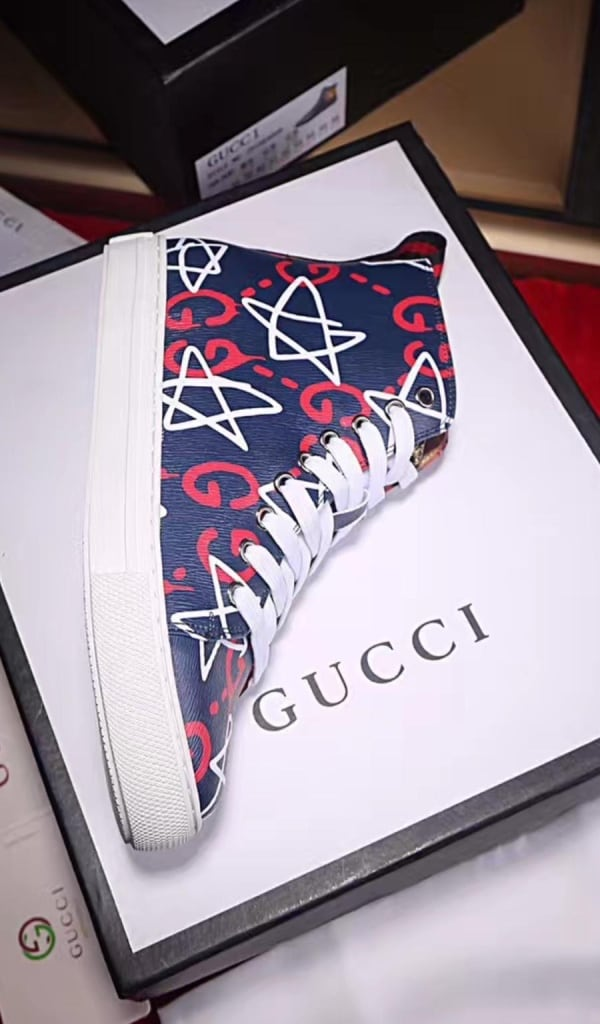 BY ORDER ONLY Preowned Gucci World Collection Sneakers size 6-12 5b390c89-e7c4-41d2-8b7d-22e1fb6b7ab4