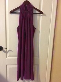 women's purple sleeveless dress Toronto, M6L 1R7