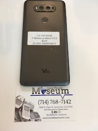 LG V20 64GB T-Mobile or Metro PCS  Santa Ana, 92705