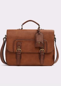 Brown leather Aldo messenger bag Washington, 20024