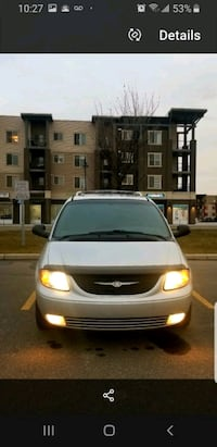 2004 Chrysler Town & Country Limited LWB Calgary
