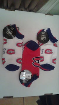 Ladies Habs socks Brampton