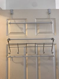 Over the door clothes rack Alexandria, 22304