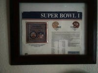 Super Bowl 1 Greenbay Packers win over Kansas city Vancouver, 98661