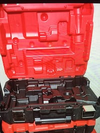 MIlWAUKEE New Case Hammer Drill,Charge,2 Batteries Not Include Tool , Only New Case $20 Each One Los Angeles, 91343