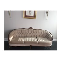 3 pec French style antique couches Vaughan, L4H 2L3