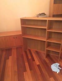 Teak cabinets for sale ) $75/each, MINT condition must pick up in Kent Seattle, 98102