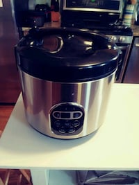 Large Rice Cooker Silver Spring, 20910