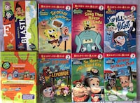 New Nickelodeon Ready to Read Level 2 Boxed Book Set  Mississauga, L5E 1X9
