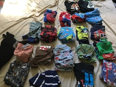 toddler's clothes